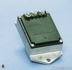 Рис 1 схема зажигания газ 53 а к стартеру 1 катушка зажигания 2 первичная обмотка 3 вторичная обмотка 4...